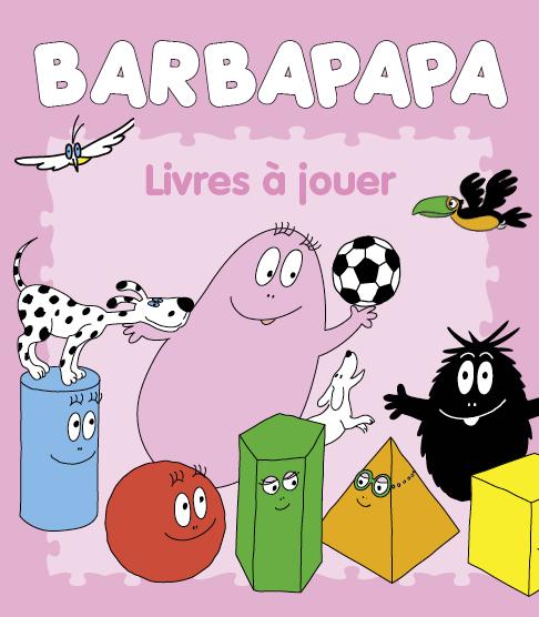 Livres à jouer Barbapapa
