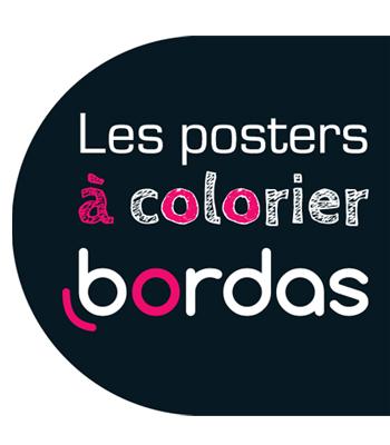 Posters à colorier