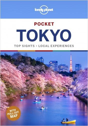 Pocket Tokyo - 7ed - Anglais