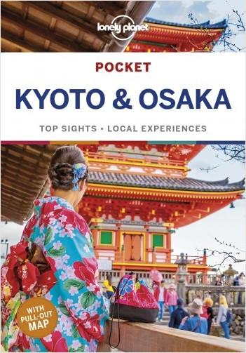 Pocket Kyoto & Osaka - 2ed - Anglais