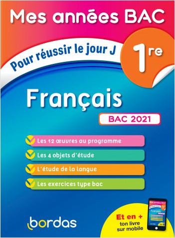 Mes années BAC - Cours-Exercices - Français 1re - BAC 2021
