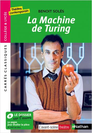La Machine de Turing, de Benoît Solès