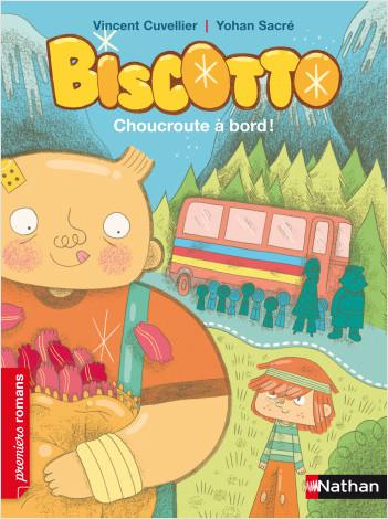 Biscotto - Choucroute à bord !