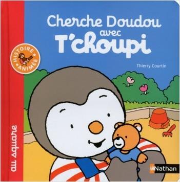 Cherche Doudou avec T'choupi au square - Dès 1 an et demi