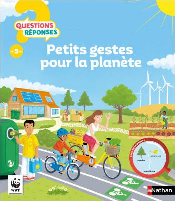 Petits gestes pour la planète - Questions/Réponses - doc dès 5 ans