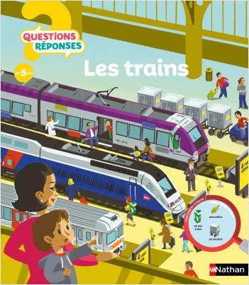 Les trains - Questions/Réponses - doc dès 5 ans