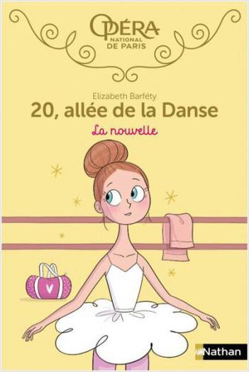 20 allée de la danse - La nouvelle - Roman dès 8 ans
