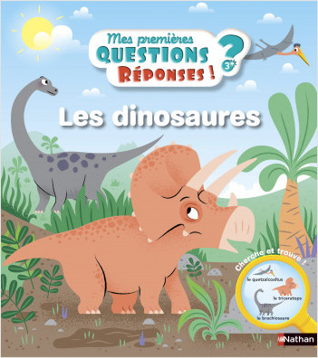 Les dinosaures - Mes premières Questions/Réponses - doc dès 3 ans