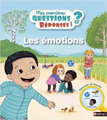 Les émotions - Mes premières Questions/Réponses - doc dès 3 ans