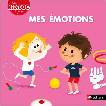 Mes émotions - Livre animé - Kididoc dès 2 ans