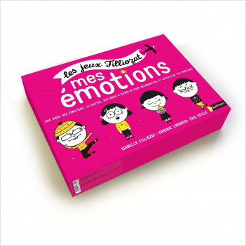 Les jeux Filliozat : Mes émotions