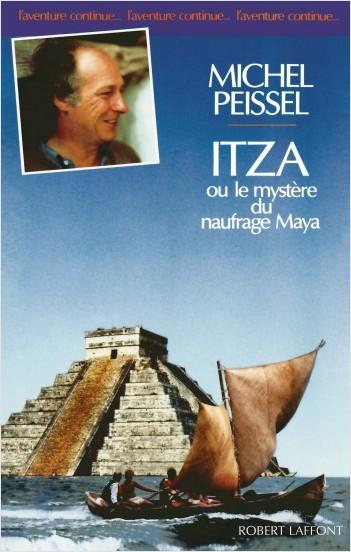 Itza ou le mystère du naufrage maya