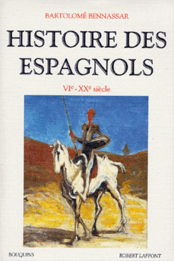 Histoire des Espagnols