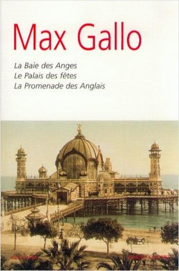 La Baie des Anges - Le Palais des fêtes - La Promenade des Anglais