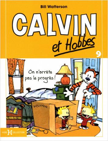 Calvin et Hobbes - T9 petit format