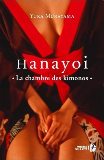 Hanayoi, la chambre des kimonos