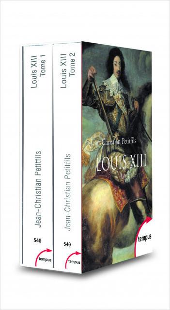 Coffret Louis XIII