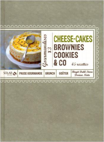 Cheese-Cakes, Brownies, Cookies & Co