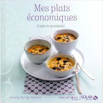 Mes plats économiques - Variations Légères