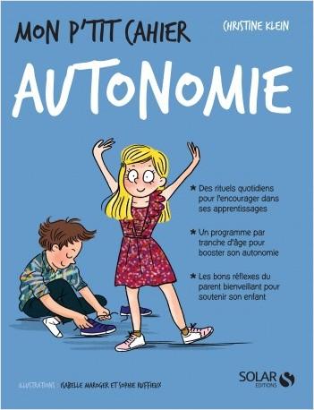 Mon p'tit cahier-Autonomie