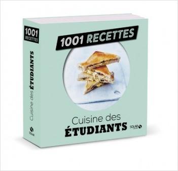 Cuisine des étudiants - 1001 recettes