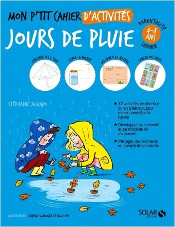 Mon p'tit cahier d'activités Jour de pluie