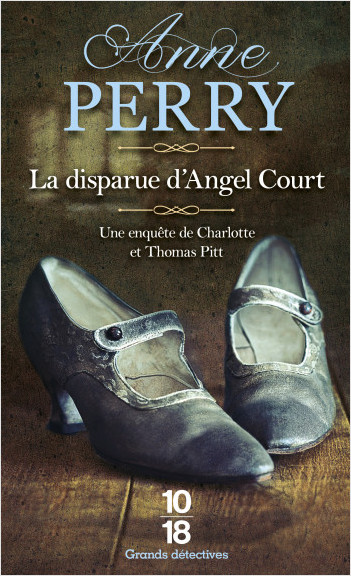 La Disparue d'Angel Court - poche