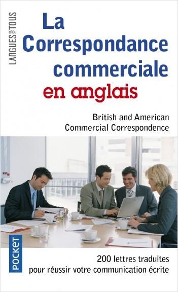 Correspondance commerciale en anglais