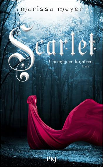 Cinder - Tome 2 : Scarlet