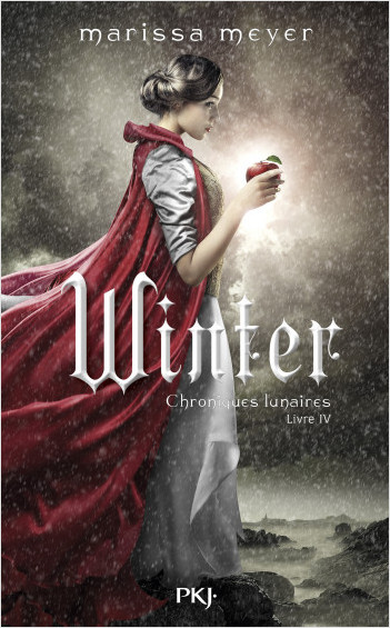 Cinder - Tome 4 : Winter