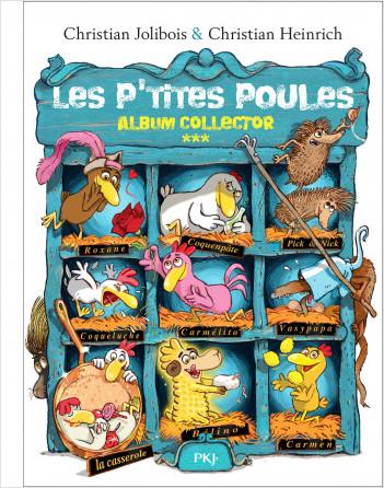 Les P'tites Poules - Album collector (Tomes 09 à 12)