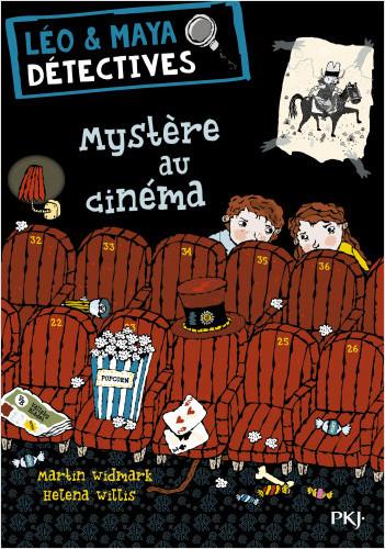 Léo et Maya, détectives - tome 01 : Mystère au cinéma