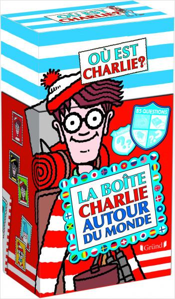 Boite à questions Charlie autour du monde