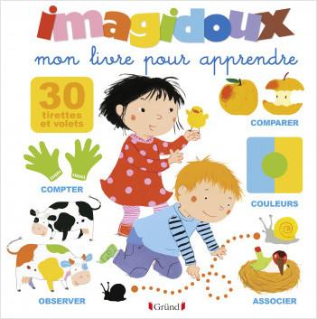 Imagidoux - Mon premier livre pour apprendre