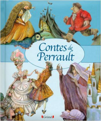 Contes de Perrault – Recueil de contes illustrés – À partir de 5 ans