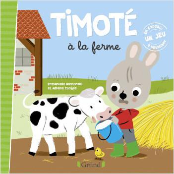 Timoté à la ferme