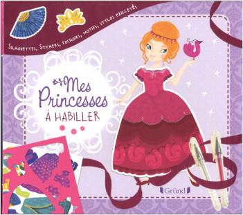 Mes princesses à habiller