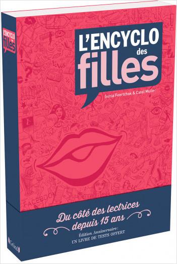 L'Encyclo des filles 2017 (édition 15 ans)