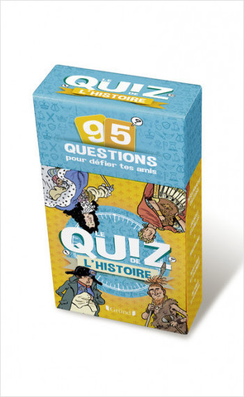 Boîte à questions - Quiz de l'histoire