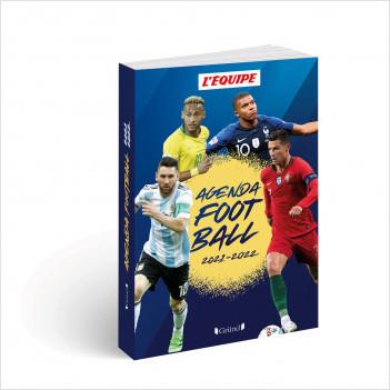 Agenda Football Monde 2021-2022 – Papeterie Jeunesse – À partir de 6 ans