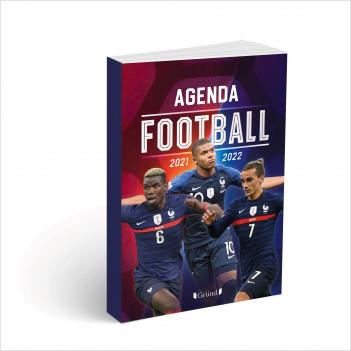 Agenda Football France 2021-2022 – Papeterie Jeunesse – À partir de 6 ans