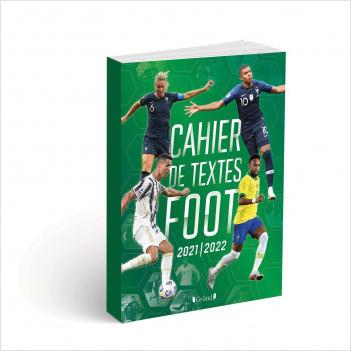 Cahier de texte football 2021-2022 – Papeterie Jeunesse – À partir de 6 ans