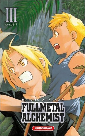Fullmetal Alchemist - III (tomes 6-7)