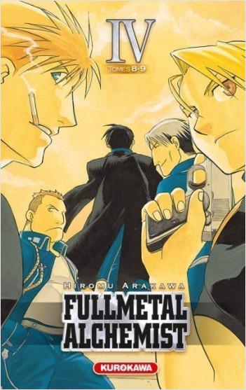 Fullmetal Alchemist - IV (tomes 8-9)
