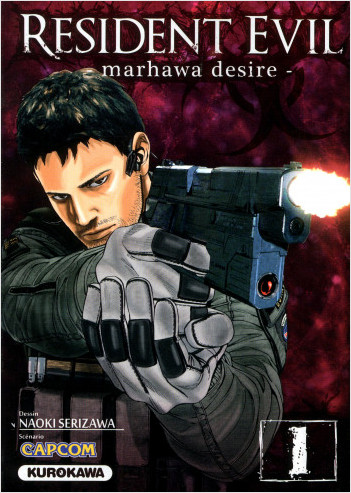 Resident Evil - Marhawa Desire - tome 01