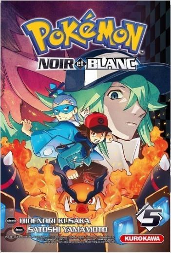 Pokémon - Noir et Blanc - tome 05
