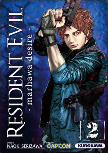 Resident Evil - Marhawa Desire - tome 02