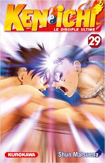 Ken-ichi - saison 1, Le Disciple ultime - tome 29