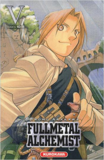 Fullmetal Alchemist - V (tomes 10-11)