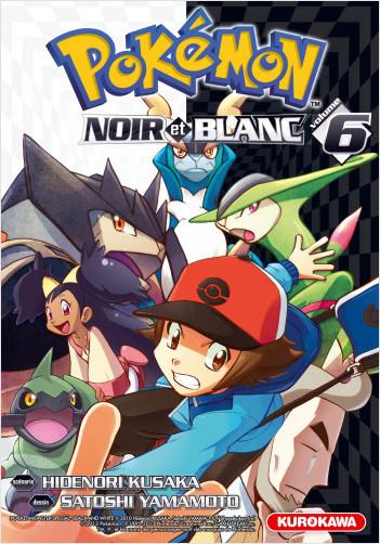 Pokémon - Noir et Blanc - tome 06